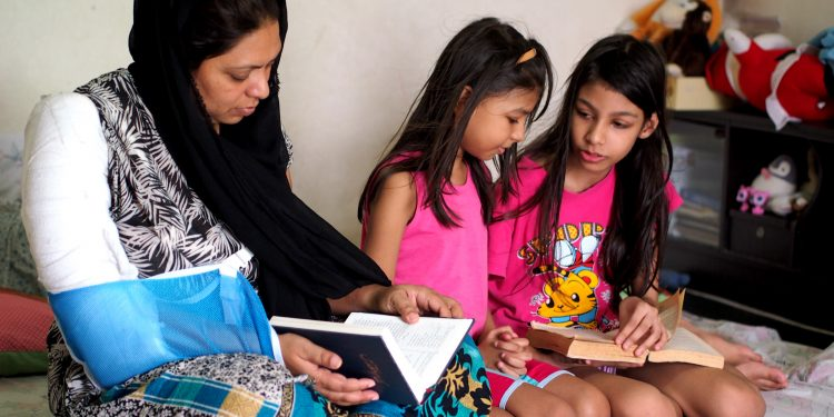 Plight of a Pakistani Christian mother in Thailand – In urgent need of medical assistance