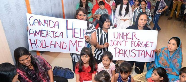 Pakistani Christians Asylum Seekers in Thailand; It's Time to Change the Strategy