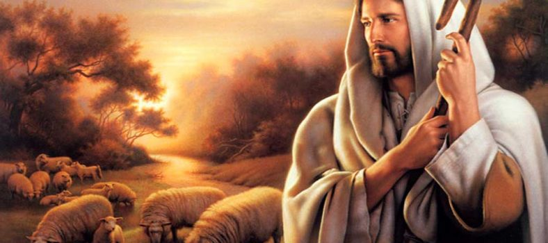 The Good News - from dust of the earth to enthroned by Christ