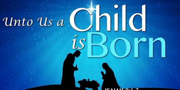 The Reason why Christmas is Merry - Birth of Lord Jesus